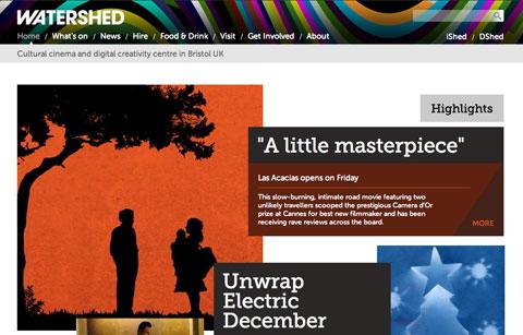 Watershed website