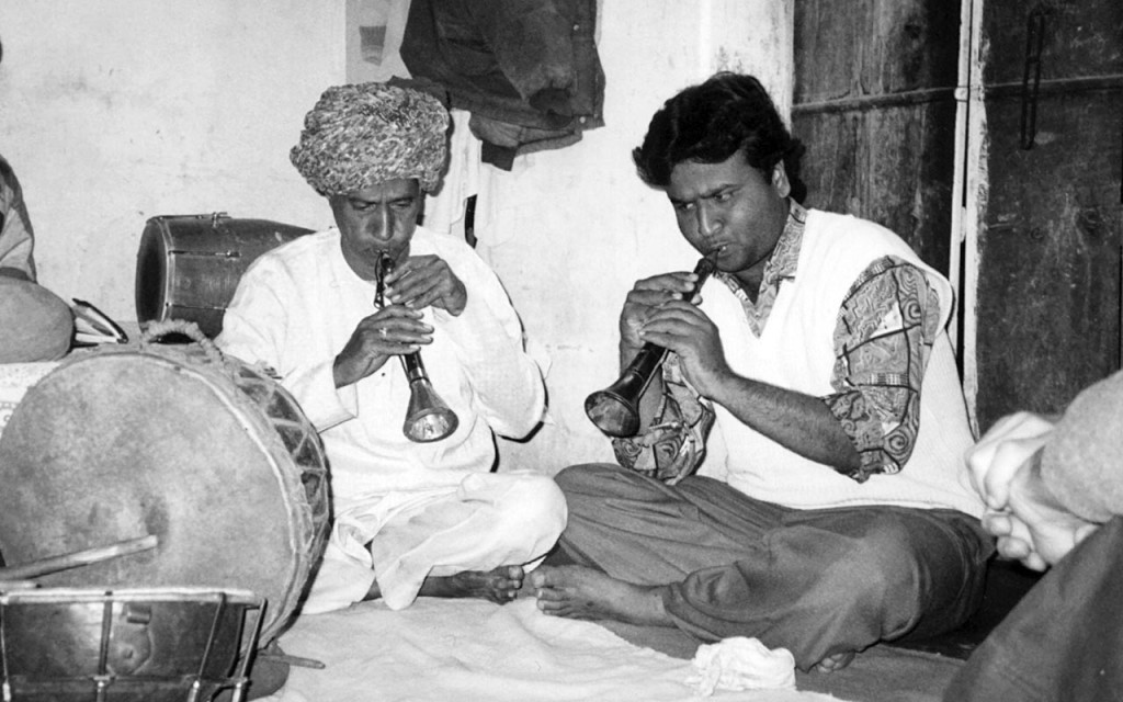 Sharnai players