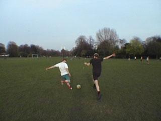 Kick Off of The Ball 2002