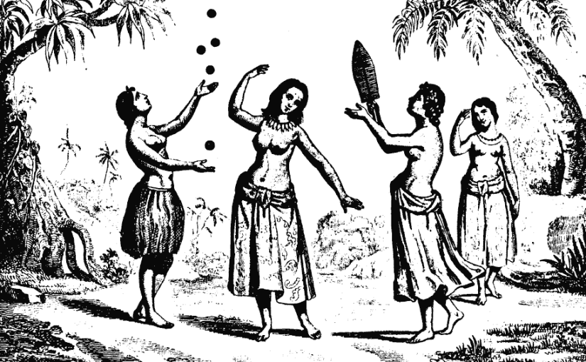 Hiko, the Tongan Art of Juggling
